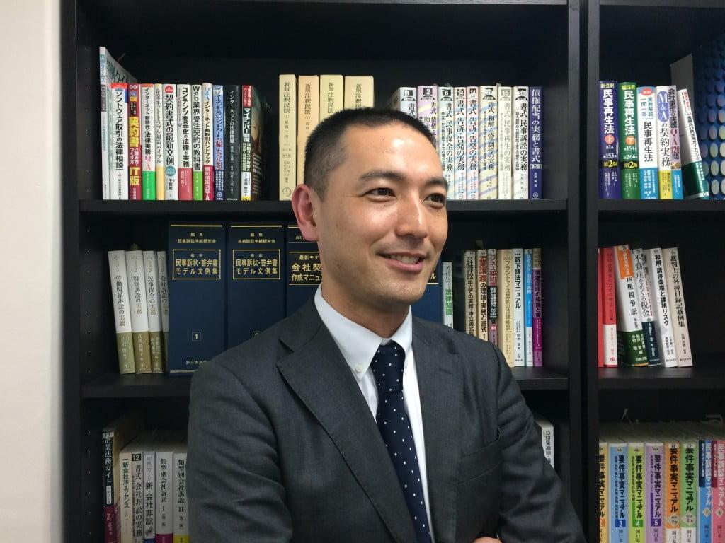 小川剛弁護士